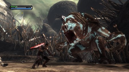 Star Wars: The Force Unleashed скачать торрент
