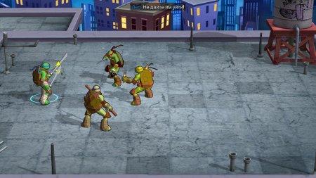 Teenage Mutant Ninja Turtles: Portal Power скачать торрент