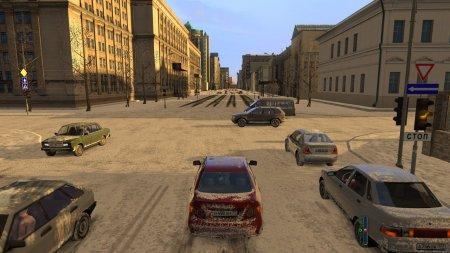 City Car Driving скачать торрент