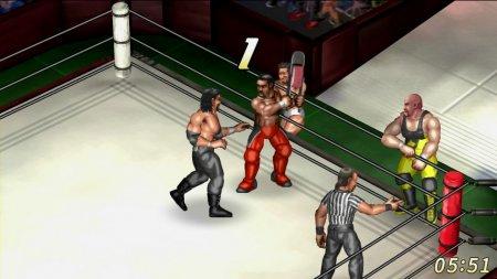 Fire Pro Wrestling World скачать торрент