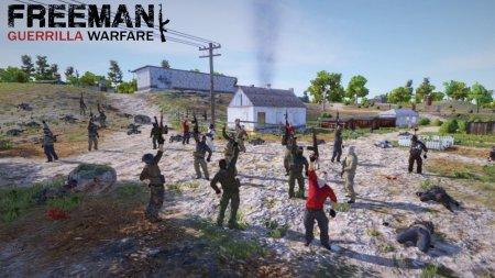 Freeman Guerrilla Warfare скачать торрент