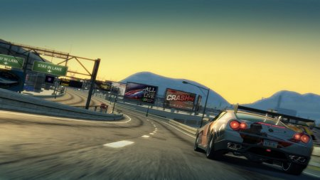 Burnout Paradise The Ultimate Box скачать торрент