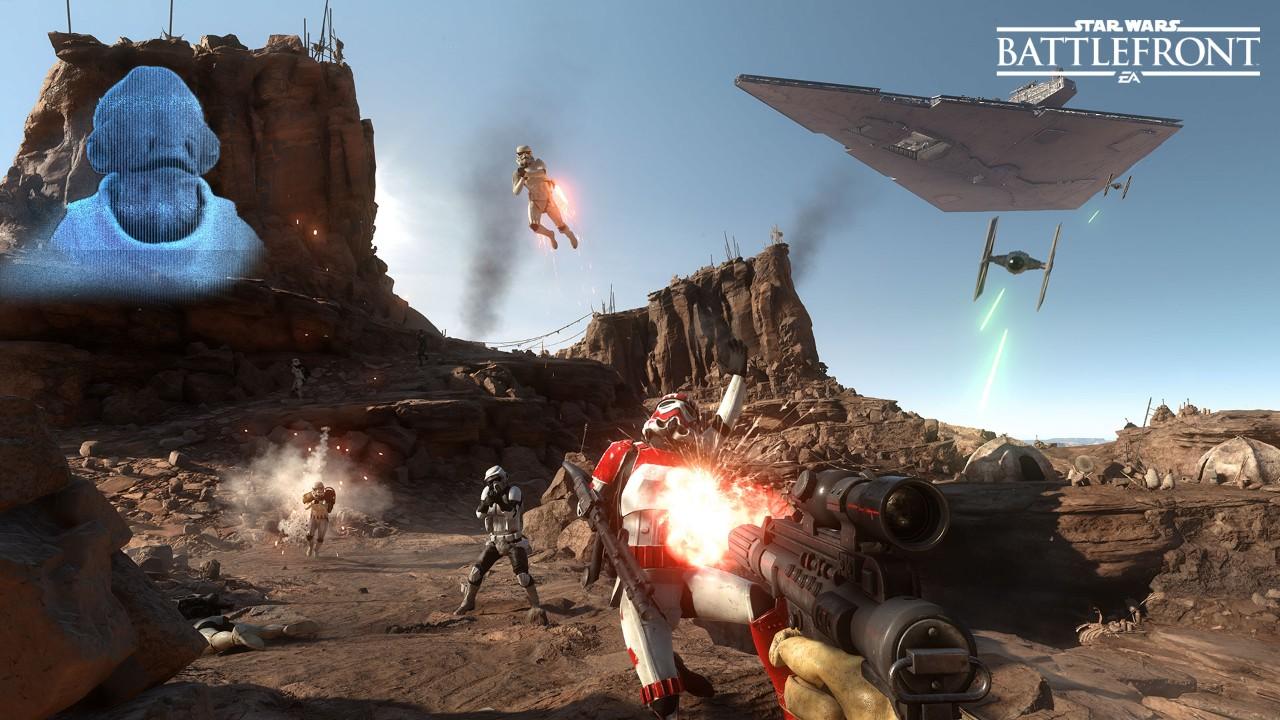 Star wars: battlefront 3 (2015) скачать через торрент repack.