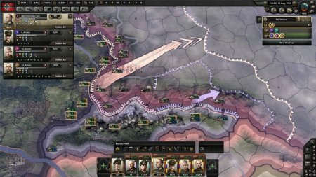 Hearts of Iron 4 Waking the Tiger скачать торрент