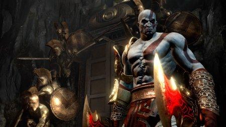 God of War 3 скачать торрент