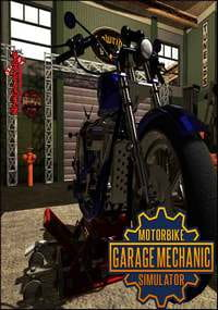 Motorbike Garage Mechanic Simulator скачать торрент