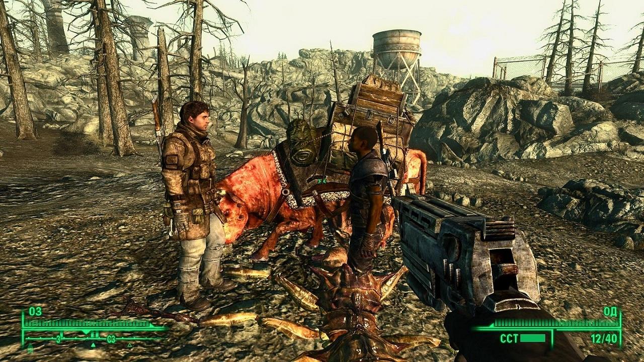 Скачать fallout 3 (последняя версия) бесплатно торрент на пк.