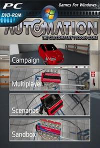 Automation - The Car Company Tycoon Game скачать торрент