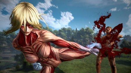 Attack on Titan 2 скачать торрент