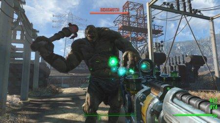 Fallout 4 с русской озвучкой скачать торрент
