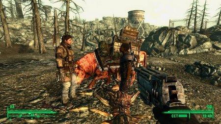 Fallout 3 Механики скачать торрент