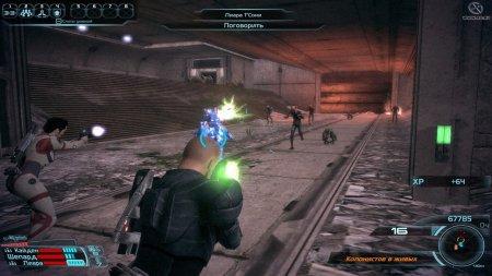 Mass Effect 1 Механики скачать торрент