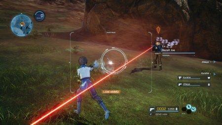 Sword Art Online Fatal Bullet скачать торрент