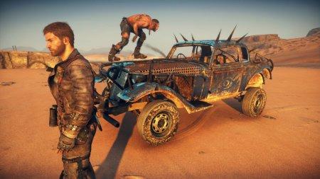 Mad Max Механики скачать торрент
