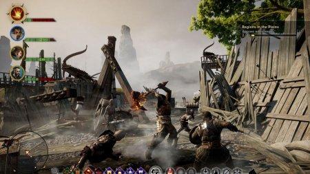 Dragon Age Inquisition Механики скачать торрент