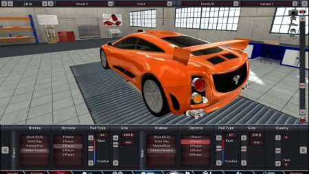 Automation - The Car Company Tycoon Game скачать торрент