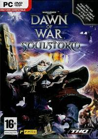 Warhammer 40000: Dawn of War - Soulstorm скачать торрент