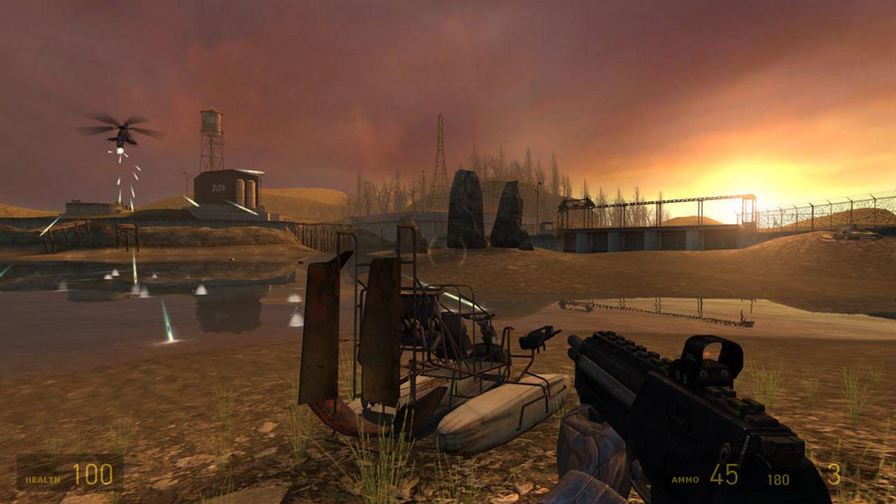 Half-life 2 скачать торрент от механиков.