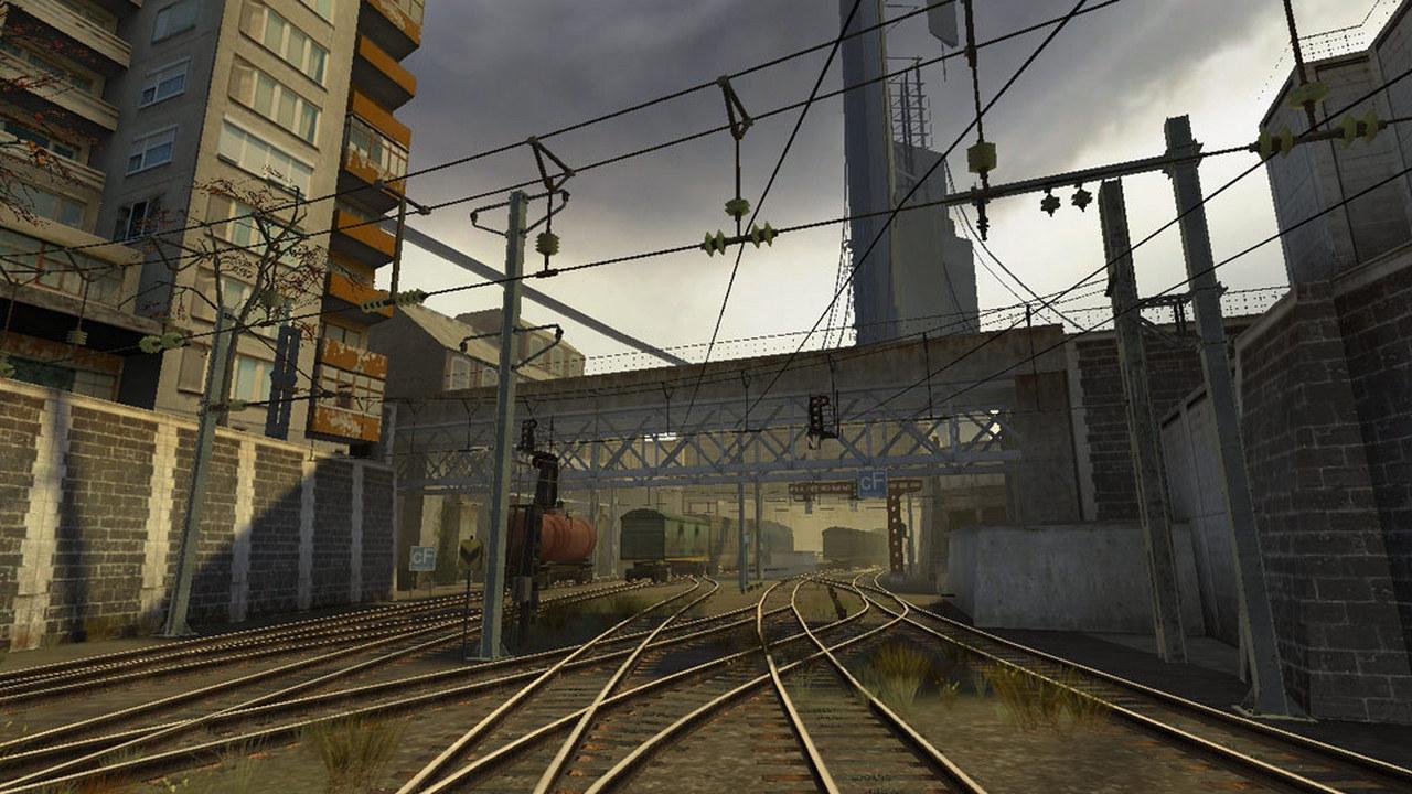 Half-life 2 скачать торрент r. G механики rutorg.