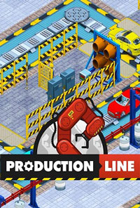 Production Line Car factory simulation скачать торрент