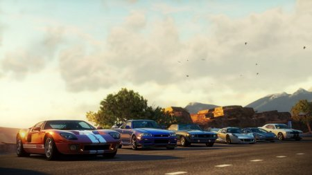 Forza Horizon скачать торрент