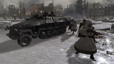 Call of Duty 2 Механики скачать торрент