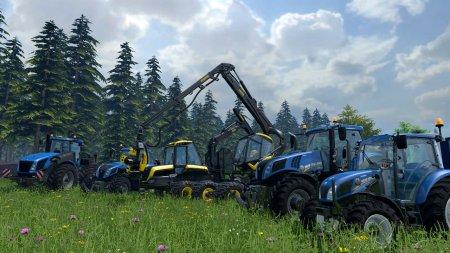 Farming Simulator 2015 скачать торрент
