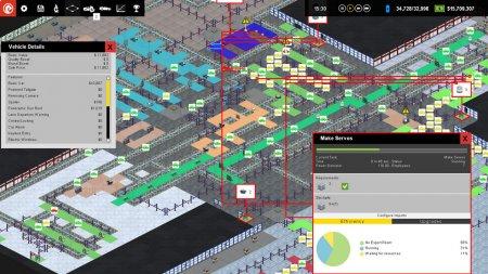 Production Line Car factory simulation скачать торрент