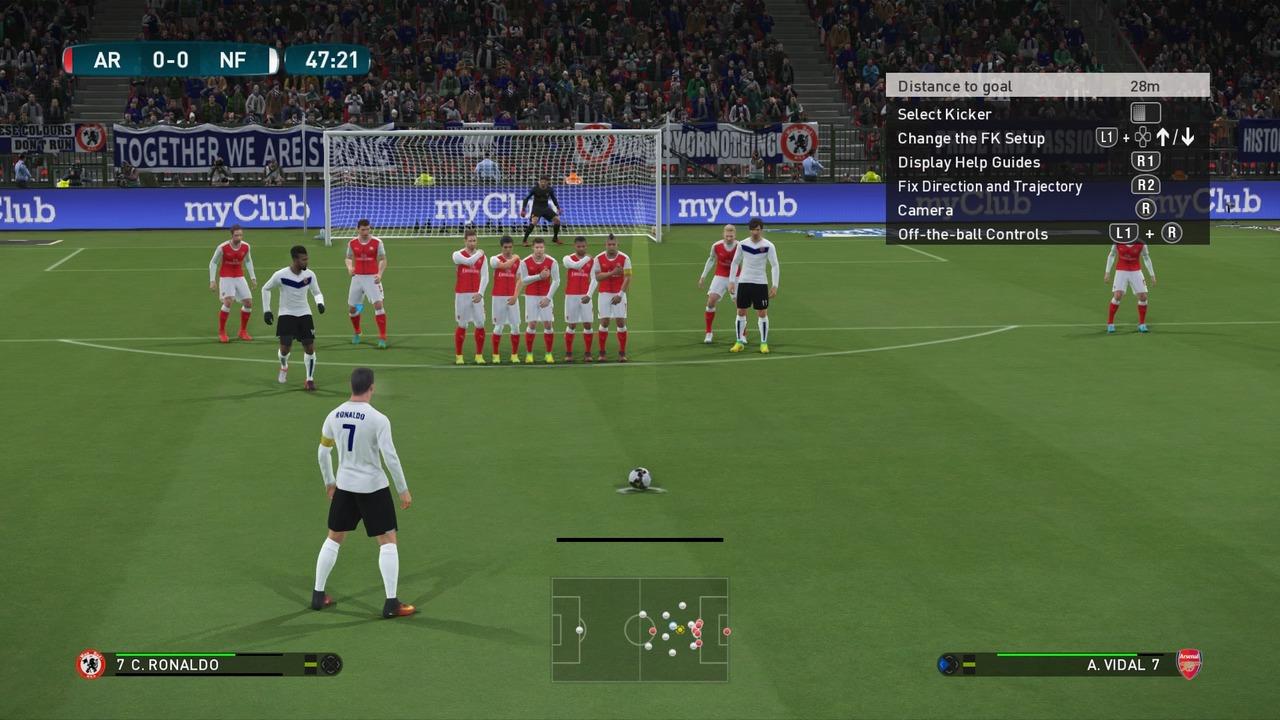 Pes 2016 / pro evolution soccer 2016 [v 1. 03. 00] (2015) pc.