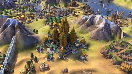 Цивилизация 6 русская версия скачать торрент