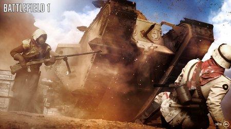 Battlefield 1 (2016) скачать торрент