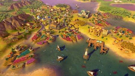 Civilization 6 Rise and Fall скачать торрент