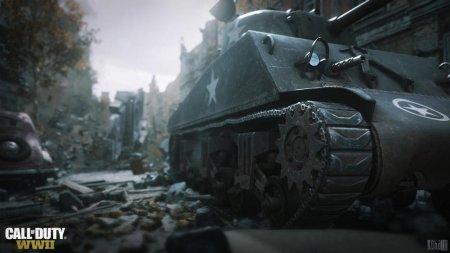 Call of Duty WWII Механики скачать торрент