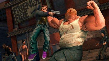 Saints Row 3 Механики скачать торрент