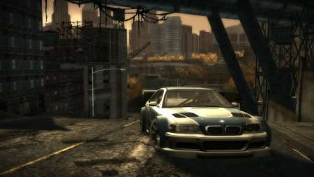 Need for Speed: Most Wanted скачать торрент