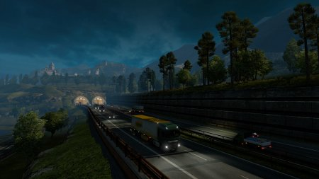 Euro Truck Simulator 2 Механики скачать торрент