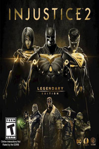 Injustice 2 Legendary Edition скачать торрент