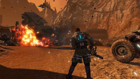 Red Faction Guerrilla Re Mars tered скачать торрент