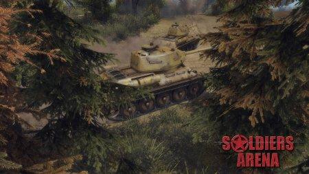 Soldiers Arena скачать торрент на русском