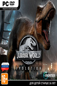 Jurassic World Evolution: Deluxe Edition скачать торрент