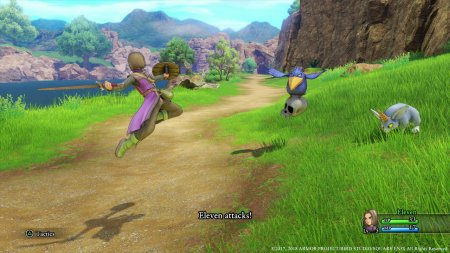 DRAGON QUEST XI: Echoes of an Elusive Age скачать торрент