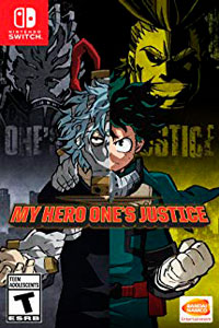 My Hero Academia: One's Justice скачать торрент