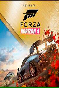 Forza Horizon 4 Ultimate Edition скачать торрент
