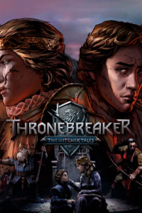 Thronebreaker The Witcher Tales скачать торрент