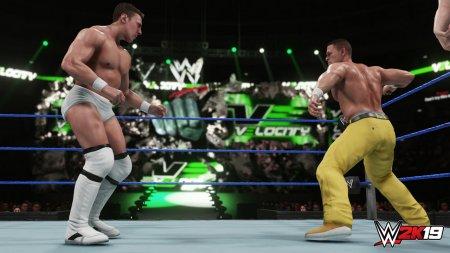 WWE 2K19 скачать торрент