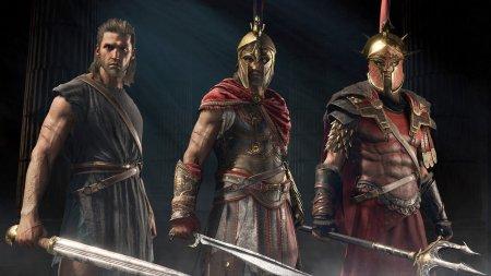 Assassin's Creed Odyssey скачать торрент