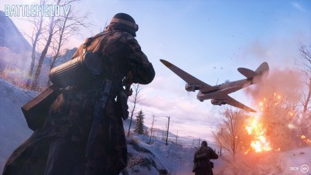 Battlefield 5 скачать торрент на русском