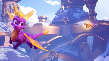 Spyro Reignited Trilogy скачать торрент