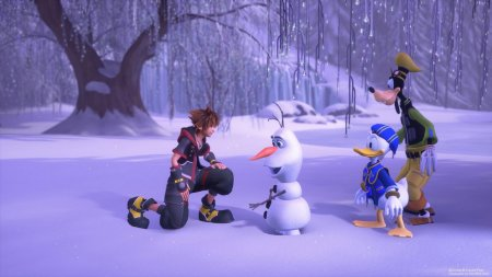 Kingdom Hearts 3 скачать торрент
