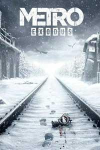 Metro Exodus 2018 скачать через торрент